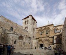 كنيسة القيامة - القدس