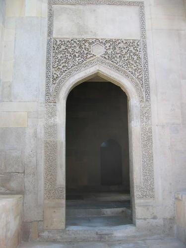 le palais des Chahs de Chirvan