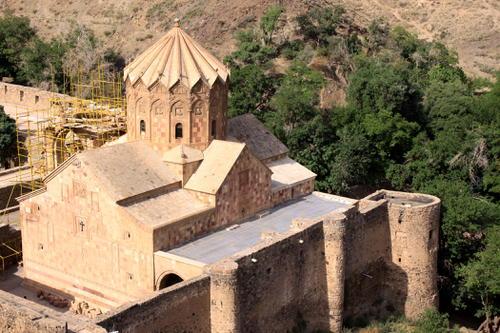 Ensembles monastiques arméniens de l''Iran