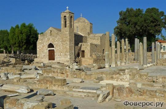 أجيا-كيرياكي-الكنيسة في  وبافوسAgia-Kyriaki-Church-in-Paphos-Cyprus-04