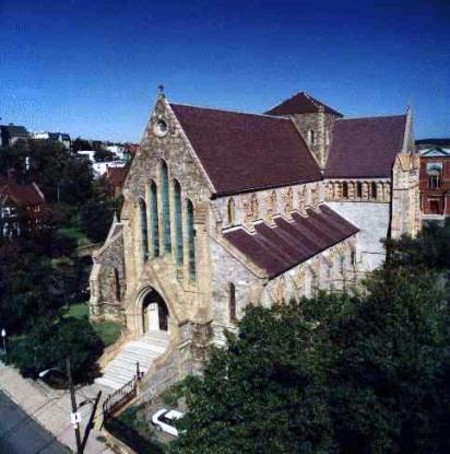كاتدرائية القديس يوحنا المعمدان - كندا